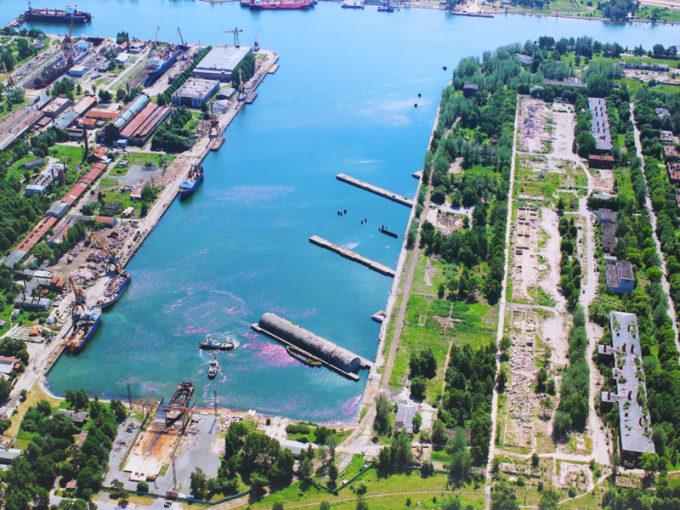 investment riga invest liepaja port for sale