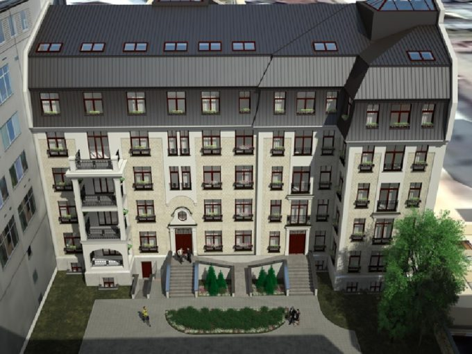 investment development invest Riga in Latvia property real estate broker sale buy for sale project in center land commercial