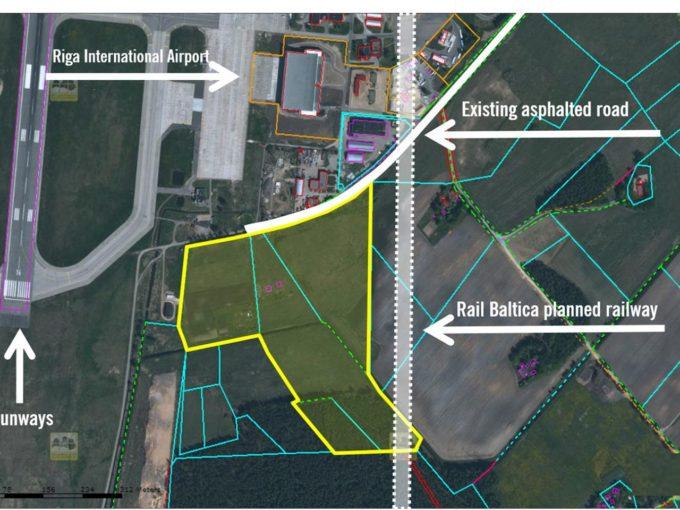 investment in latvia riga invest riga land property in marupe airport riga investor