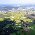 investment invest Riga in Latvia property lan near airport riga for sale