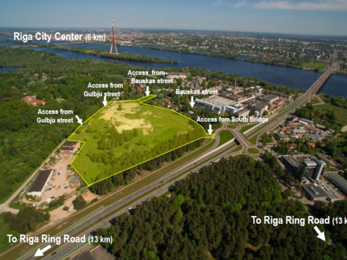 invest riga latvia investment property investor real estate in project land