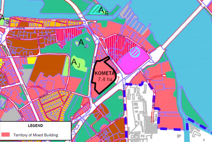 104 investment land investriga.com property in latvia building real estate in riga