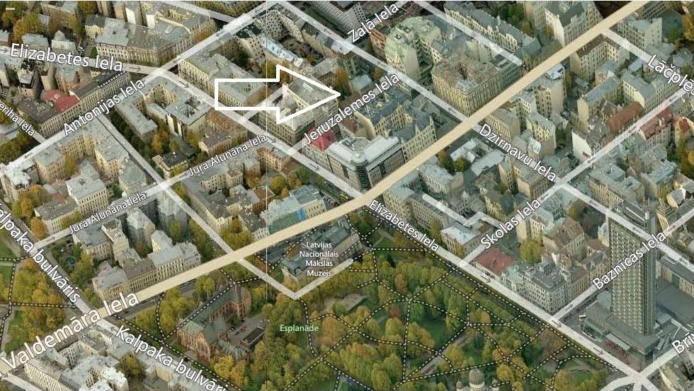 5 Zeme Eruzalimes real estate in latvia nedvizimost v latvii недвижимость за рубежом в латвии