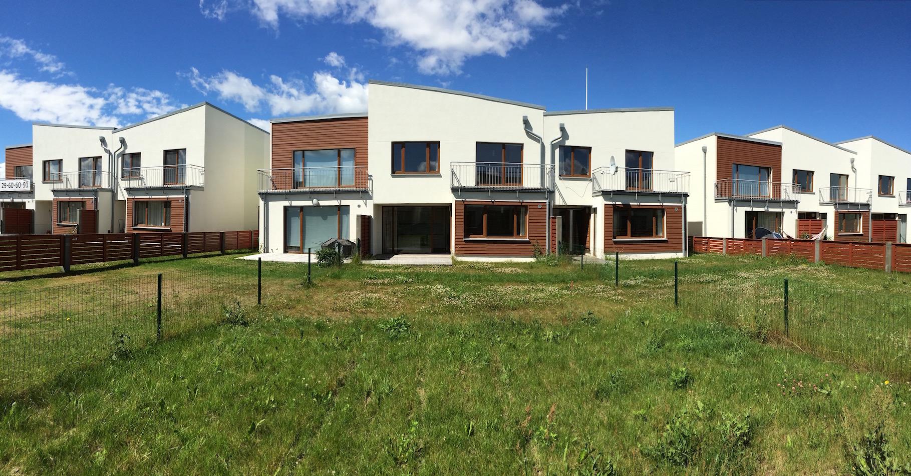 Rindu māja Piņķos Saliena 188 m2