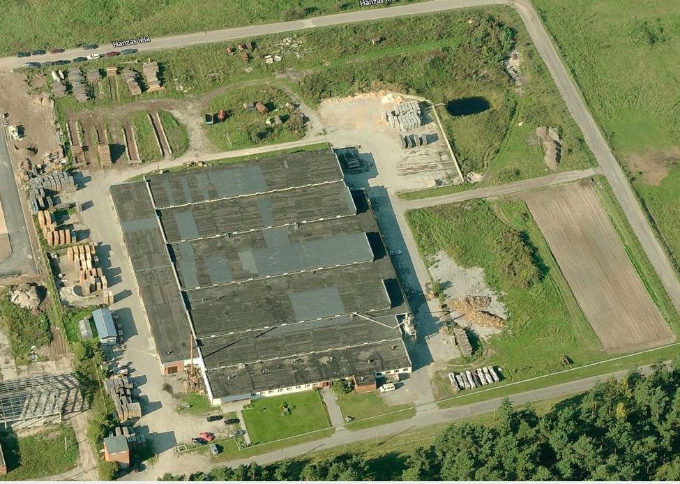 Nomā 2eur m2 komerctelpas ražošanai, noliktavai Piņķos 2500 m2 zem viena jumta.
