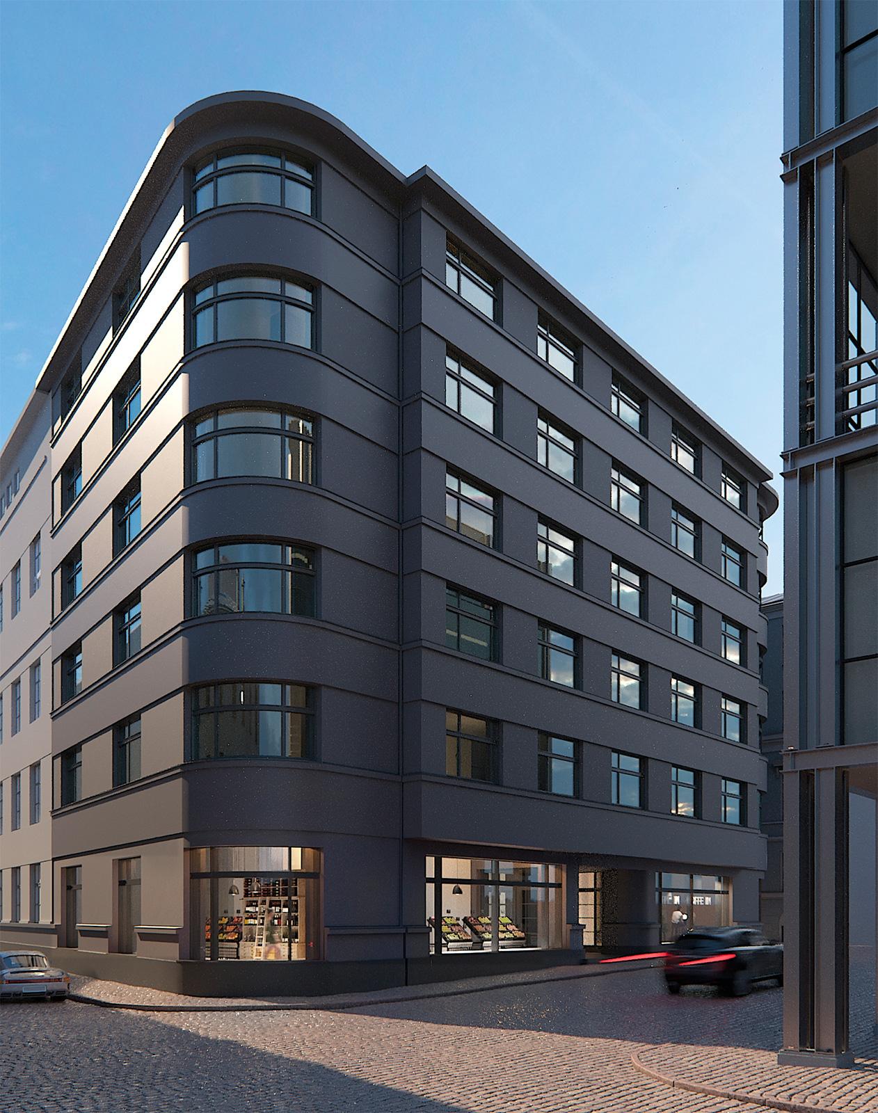 700 m2 Biroja telpas Vecrīgā Audēju ielā 13eur/m2