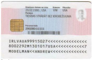 Uzturēšanās atļauja Latvijā dokumenti