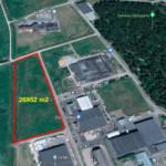 Pardod zemi Piņķos Saliena Investment land for sale in Pinki