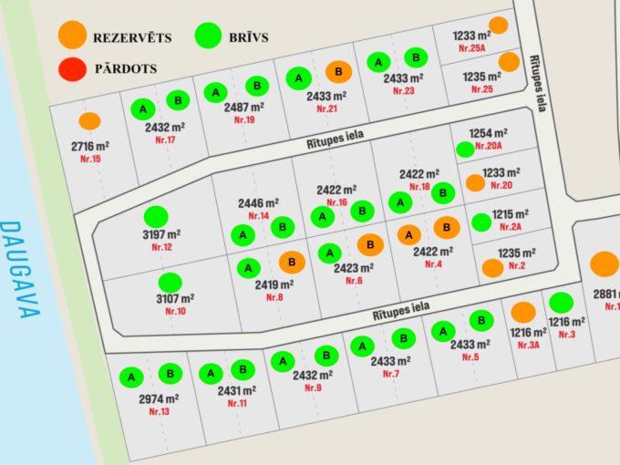 Pārdodu zemi Ikšķile pie Daugavas