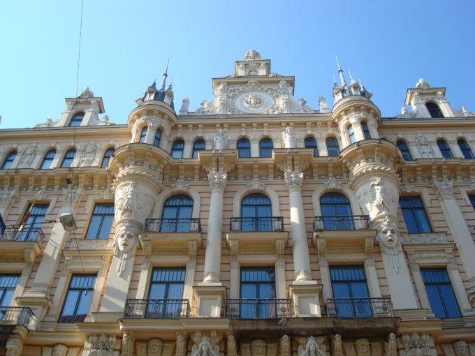 Invest Riga real estate property investments investīcijas