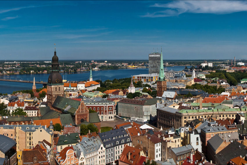 invest riga investment real estate cashflow bussiness
